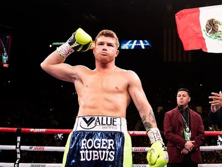 Canelo Alvarez Remains The BWAA Pound-For-Pound King