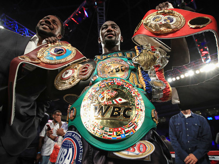 Terence Crawford Is The BWAA's Pound-For-Pound No. 1
