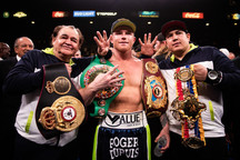 Canelo Alvarez Is The BWAA 2019 Fighter Of The Year