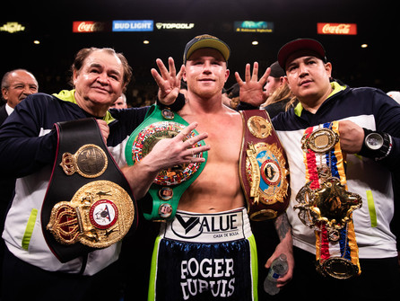 Canelo Alvarez Is The BWAA's New Pound-For-Pound King