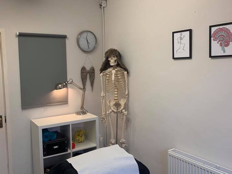 Treatment room available for hire
