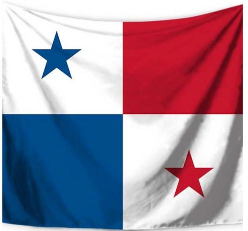 Panama Flag Tapestry Hipwalled Tapestries Boho Wall Decor - Panama flag