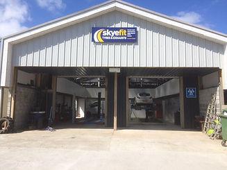 Skyefit Tyres