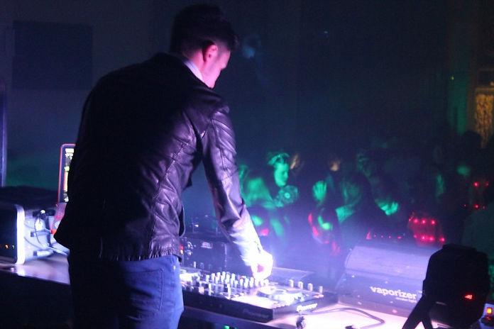 DJ Matty Whitaker