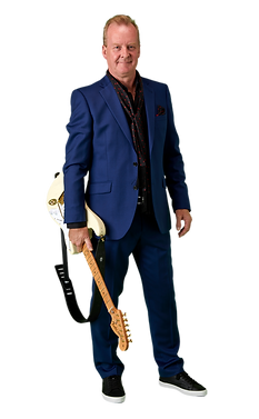 Richard Hinchliffe Guitar for The Spandau Ballet Story Tribute Band.png