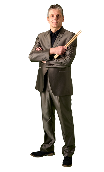Gary Woodcock - Drummer for The Spandau Ballet Story Tribute Band.png
