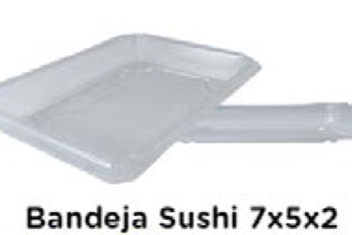 Bandeja Sushi 7x5x3