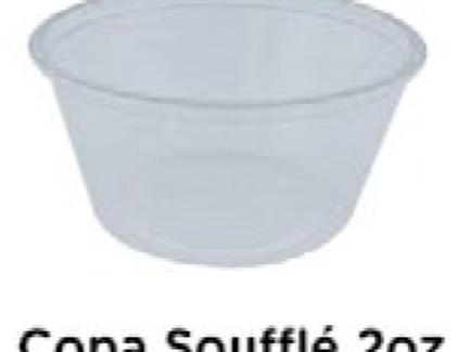Copa Souffle 4oz
