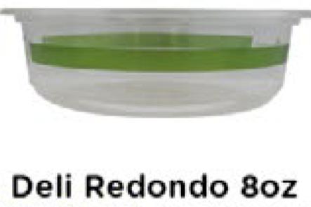 Deli Redondo 8oz