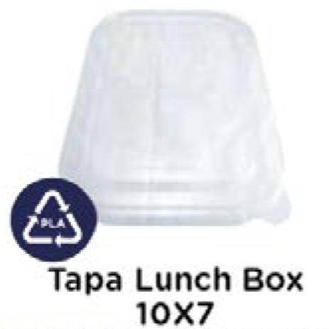 Tapa Lunch Box 10x7