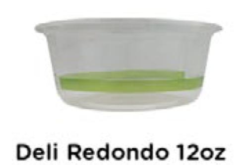 Deli Redondo 12oz