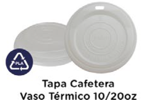 Tapa Cafetera 10/20oz