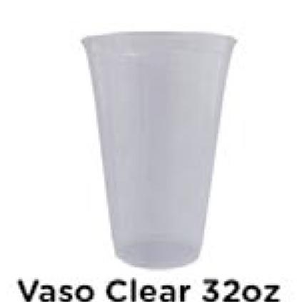 Vaso Clear 32oz