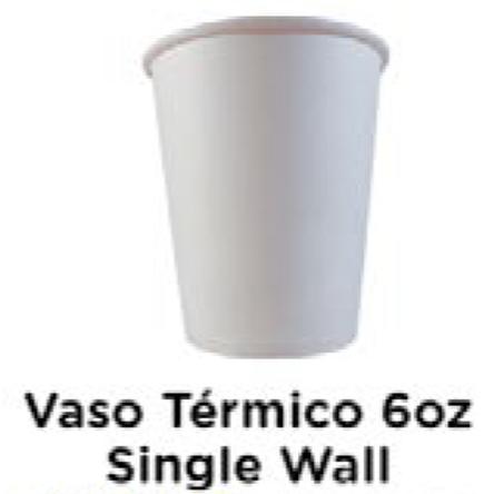 Vaso Termico 6oz