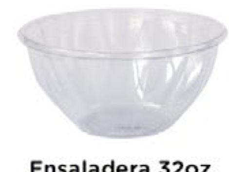 Ensaladera 32oz