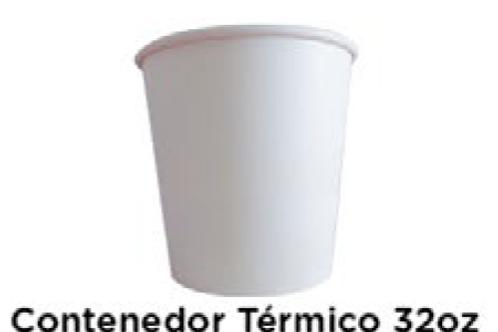 Contenedor Termico 32oz