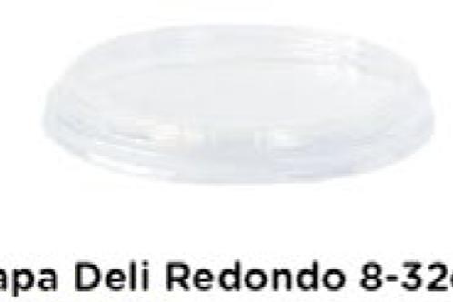 Tapa Del Redondo 8-32oz