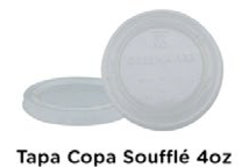 copy of Tapa Copa Souffle 4oz