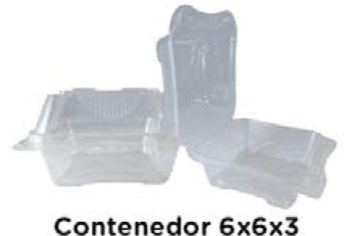 Contendor 6x6x3