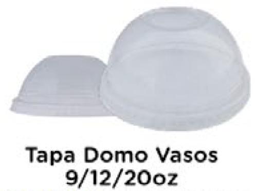 Tapa Domo Vaso 9/12/20oz