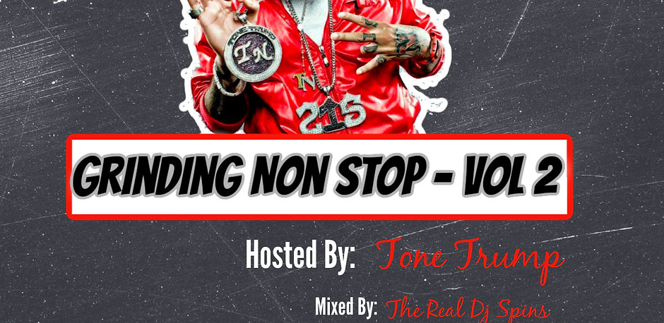 Mixtape Slots (Hosted by Tone Trump)