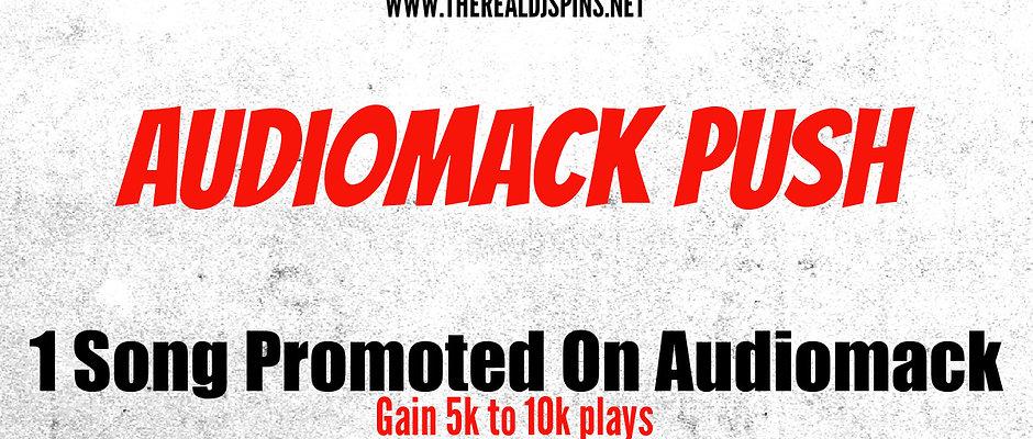 Audiomack Promo