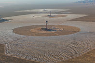 ivanpah solar facility california