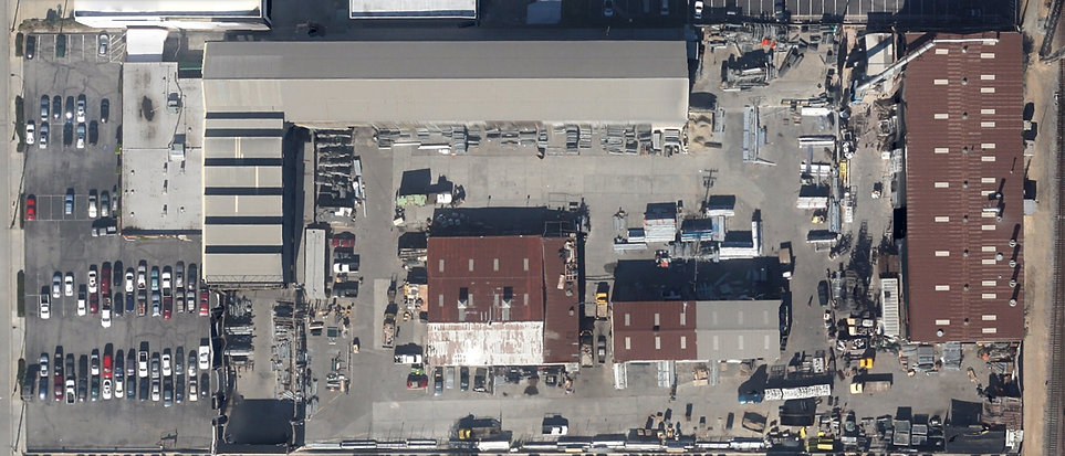 above view of Crown Fence co.