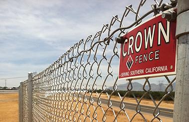 Crown Fence in Santa Fe Springs