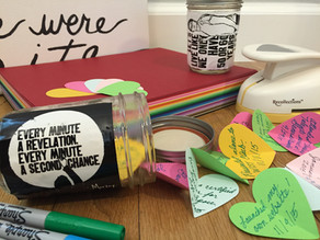 A Jar of Hearts: Reframing Resolutions