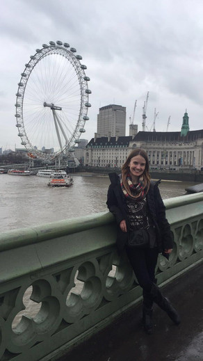 London Called -- And I Answered