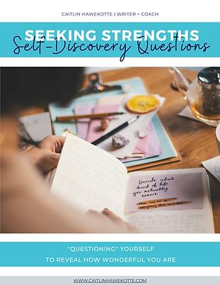 Seeking Strengths
