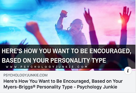How to Encourage Each Personality Type