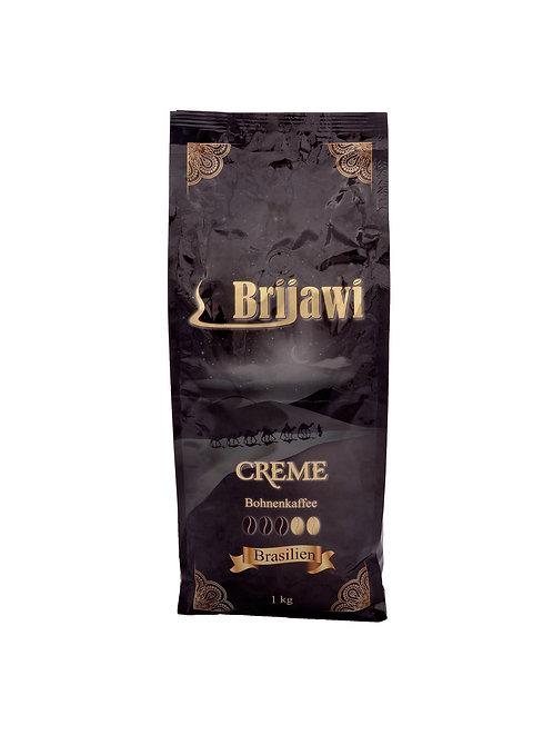 Brijawi Bohnenkaffee Creme 1Kg