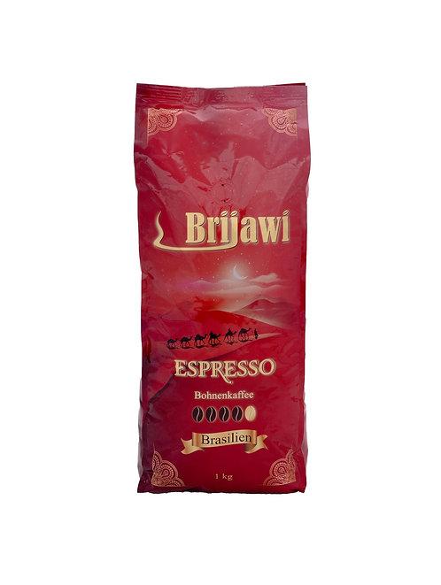 Brijawi Bohnenkaffee Espresso 1Kg