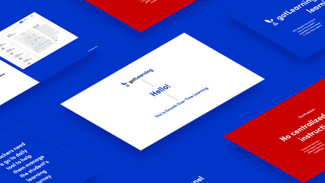 gotLearning – Brand Identity