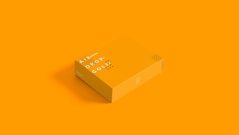 Airdropgolf – Brand Identity