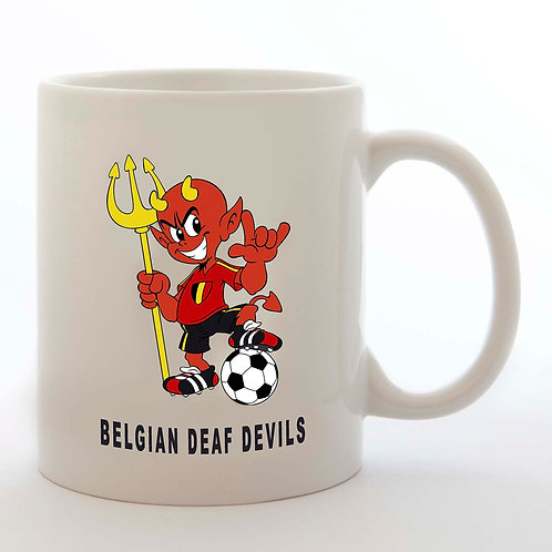 "Mok ""Belgian Deaf Devils"""