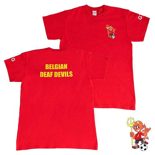 """T-Shirt """"logo GTG en Mascotte"""""""