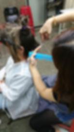 快剪創業保證班2 靚妍JYBeauty是您學好快剪創業技能、擁有快剪創業證書及快剪創業在台北,桃園的第一選擇。另有美容丙級,美容乙級,美髮丙級,美髮創業,紋繡,繡眉,接睫毛,微刺青,凝膠指甲(光療指甲),水晶指甲,指甲彩繪,新娘秘書(新秘),挽臉等證照檢定及創業教學