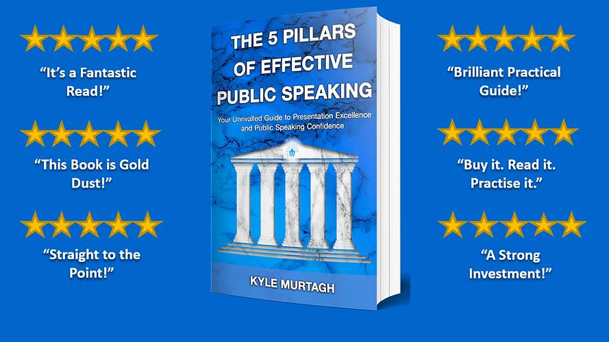 The 5 Pillars of Effective Public Speaki