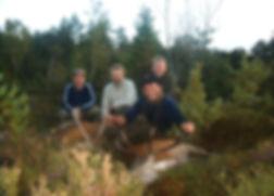 Hjortejakt til leie på Otterøya, Utleie av hjortejakt på Otterøya