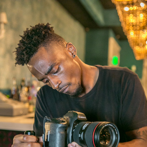 Videographer Dante
