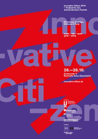 Innovative Citizen Dortmund design festival