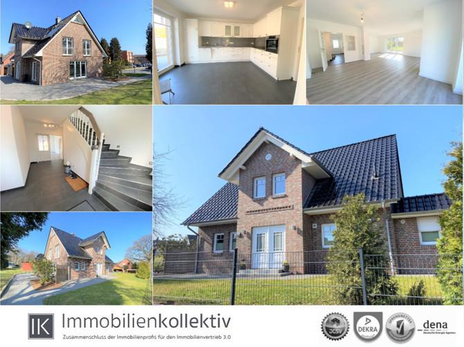VERKAUFT!! Viel Platz: Neuwertiges Einfamilienhaus mit großer Terrasse in ruhiger Lage von Seevetal
