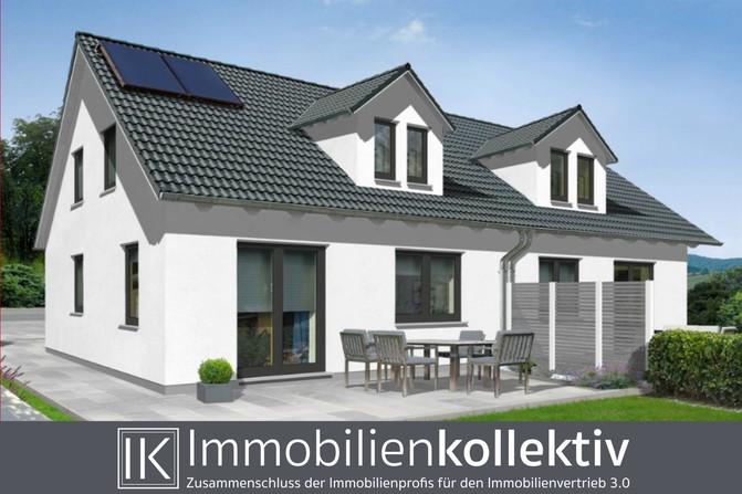 VERKAUFT !!! DHH Neubau Energiesparhaus in zentraler und sehr gesuchter Lage von Seevetal-Maschen vo