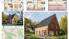 RESERVIERT !!! Hochwertige energieeffiziente Neubau EFHs in gesuchter Lage & einmaliger Baulücke