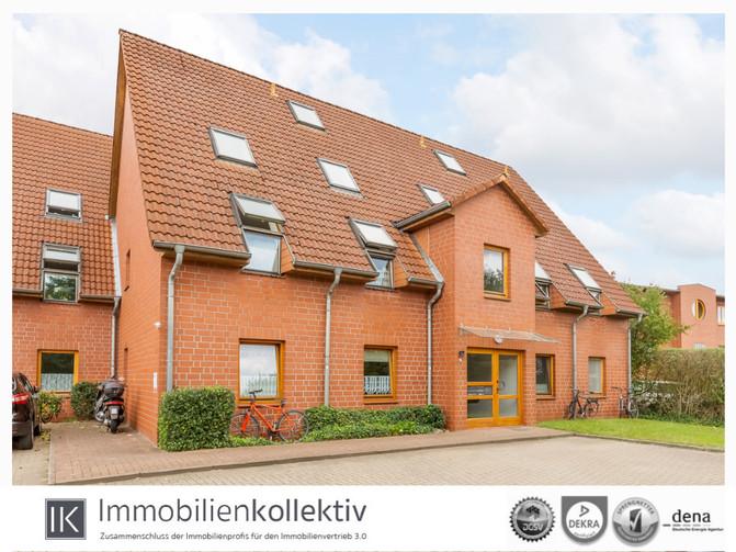 Verkauft!!! TOP Eigentumswohnung / Renditeobjekt inkl. Stellplatz, Loggia & Kellerraum in gesuch
