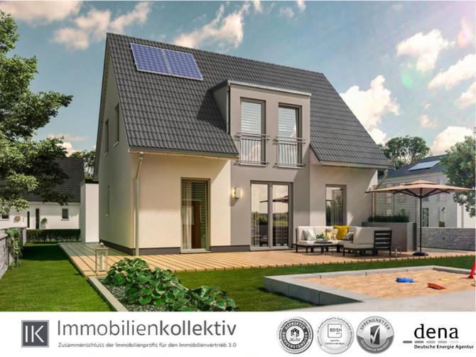 VERKAUFT!!! Neubau Einfamilienhaus ca. 30 Km von Lüneburg mit 125 qm Wfl. &  4 - 6 Zimmern!