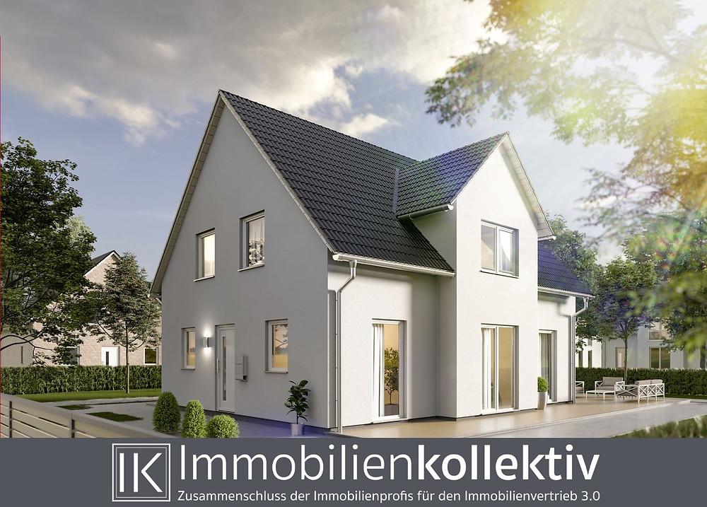 Haus kaufen Neubau Grundstück Maschen Seevetal Harburg Hamburg verkaufen Hittfeld Buchholz Nordheide Jesteburg Immobilienkollektiv Immobilie EFH DHH